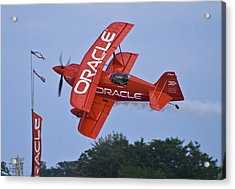 Sean Tucker - Team Oracle Acrylic Print
