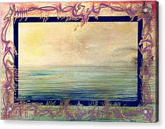 Seanic Wander Acrylic Print by Tom Hefko
