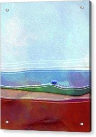 Seascape Artwork Acrylic Print