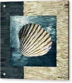 Seashell Souvenir Acrylic Print