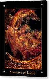Season Of Light 1 Acrylic Print by Bell And Todd
