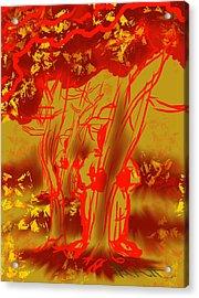 Seasonal Mystery Acrylic Print