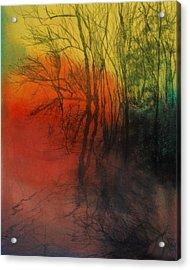 Seasons Change Acrylic Print