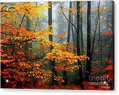 Season's Colors Acrylic Print