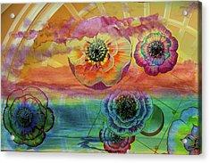 Seasons Past Acrylic Print