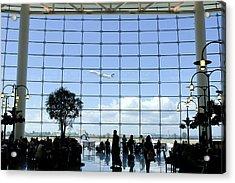 Seatac Airport K088 Acrylic Print by Yoshiki Nakamura