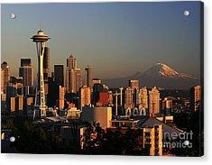 Seattle Equinox Acrylic Print