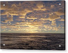 Acrylic Print featuring the photograph Seaview by Mark Greenberg
