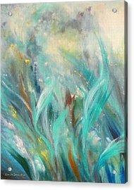 Seaweeds Acrylic Print