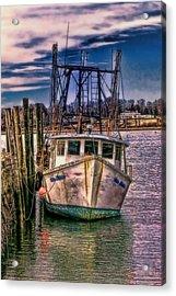 Seaworthy II Bristol Rhode Island Acrylic Print by Tom Prendergast