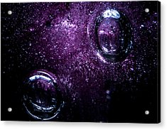Acrylic Print featuring the photograph Second by Eric Christopher Jackson
