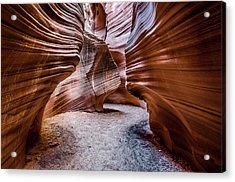 Secret Canyon 3 Acrylic Print