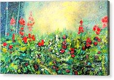 Secret Garden 2 - 150x90 Cm Acrylic Print