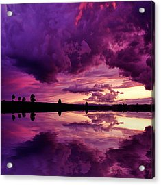 Secret World Acrylic Print