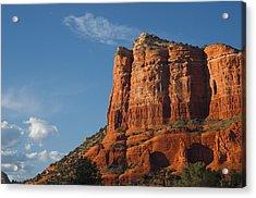 Sedona Arizona 1 Acrylic Print by Susan Heller