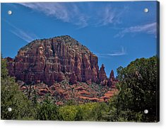 Sedona Arizona 6 Acrylic Print by Susan Heller