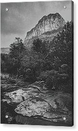 Sedona Red Rock Acrylic Print
