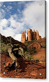 Sedona Red Rocks No. 01 Acrylic Print