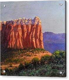 Sedona Red Rocks Acrylic Print