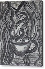 Seduction Acrylic Print by Marsha Ferguson