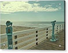 See Coast Acrylic Print by JAMART Photography