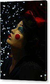 See How They Shine For You Acrylic Print by Jez C Self
