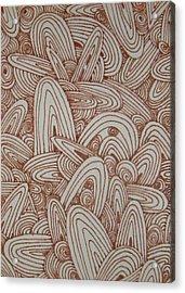 See Study Fifteen Acrylic Print by Ana Villaronga