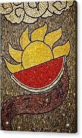 Seed Art Acrylic Print