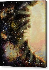 Seeing Beyond 2 Acrylic Print by Graham Braddock