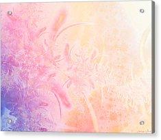 Seferino Acrylic Print by Lauren Goia