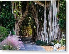 Selby Secret Garden 2 Acrylic Print