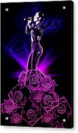 Selena Quintanilla Acrylic Print