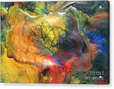 Self Discovery Acrylic Print