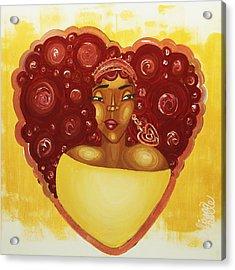 Self Love Acrylic Print