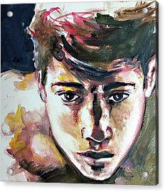Self Portrait 2016 Acrylic Print