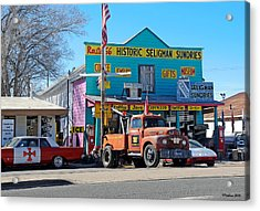 Seligman Sundries On Historic Route 66 Acrylic Print