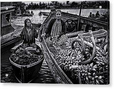 Selling Harvest Acrylic Print