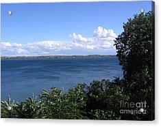 Seneca Lake Finger Lakes New York Acrylic Print