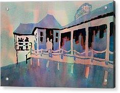 Senior Frog's - Playa Del Carmen Acrylic Print