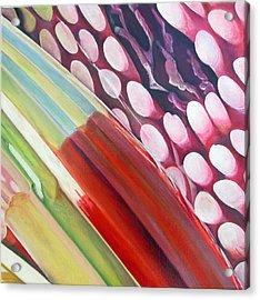 Sens 2 Acrylic Print by Muriel Dolemieux