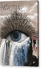 Sense Of Sight Acrylic Print