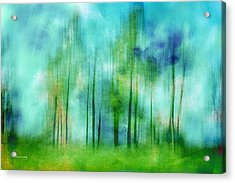 Sense Of Summer Acrylic Print