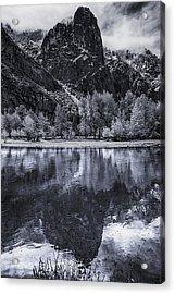 Sentinel Rock Acrylic Print