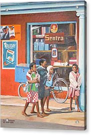 Sentra Acrylic Print