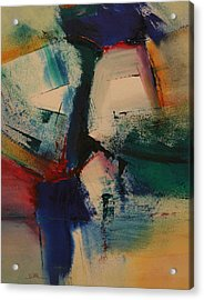 Separation  Anxiety Acrylic Print by Andy Morris