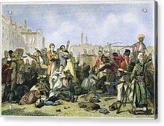 Sepoy Mutiny, 1857 Acrylic Print by Granger