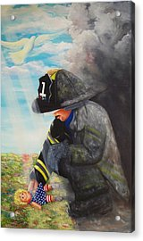 September 11th Acrylic Print