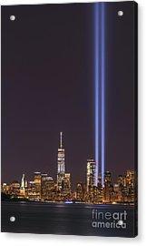 September 11th Memorial  Acrylic Print
