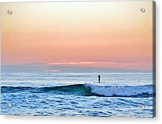 September 14 Sunrise Acrylic Print