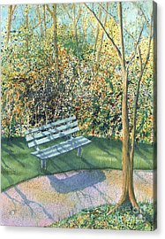 September Afternoon Acrylic Print